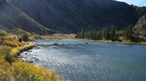 High temps prompt fishing restrictions on Montana rivers