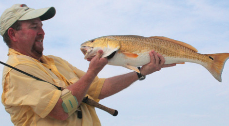 The Texas Redfish Transition
