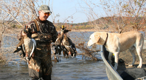 Do-It-Yourself Late Season Ducks