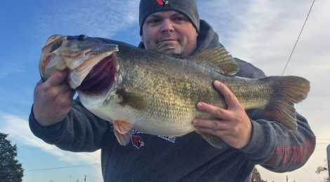 Lake Fork Produces Second ShareLunker of Season; Lake Athens Piles On