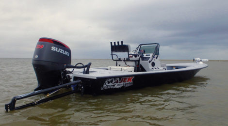 Bay Boats for Texas Anglers