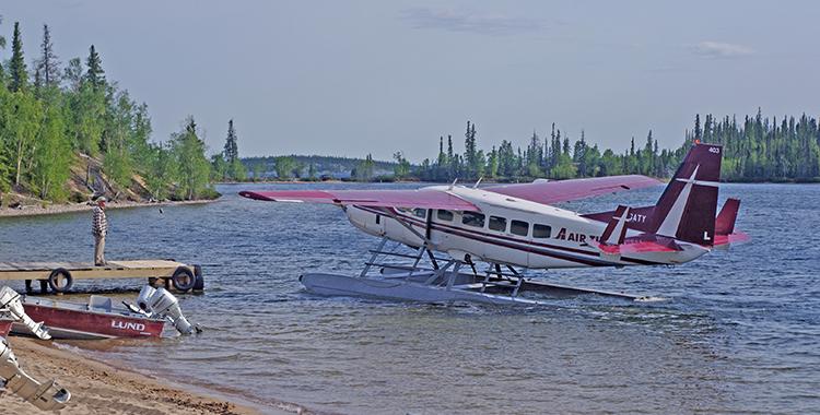 Remote & Wild Nonacho Lake, Part II