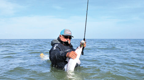 Texas Trophy Trout Hot Spots