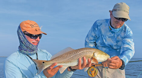 Fly fishing Texas & Beyond