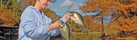 Spring's Freshwater Fishin' Bonanza
