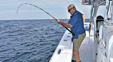 An Opportunistic Offshore Fisherman