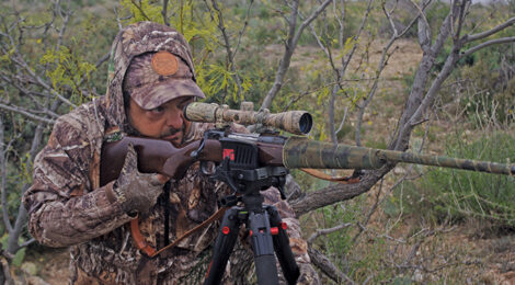 No Such Thing As Hunting Off-Season
